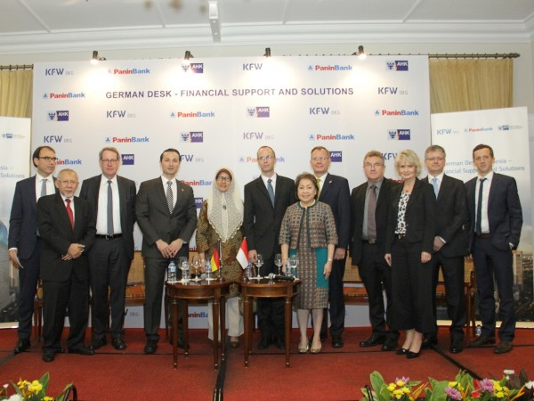 Panin Bank Launches German Desk Financial Support & Solutions in Indonesia